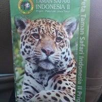 Photo taken at Taman Safari Indonesia II by Sari Wahdaniyah W. on 10/28/2012