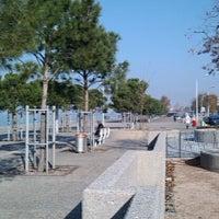 Photo taken at Παρκο Παραλιας by Seymour B. on 12/25/2012
