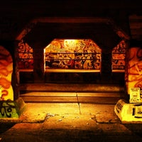 12/29/2012에 Jinny K.님이 Krog Street Tunnel에서 찍은 사진