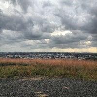 Photo taken at Freshkills Park by Jinny K. on 10/19/2013