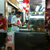 Photo taken at Semarang Food Center (Medan Chinatown) by Chairusan T. on 2/11/2013