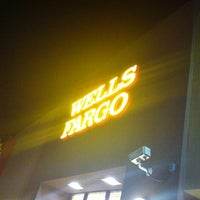 Photo taken at Wells Fargo by Berto M. on 10/18/2012
