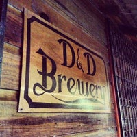 Photo taken at D&D Brewery, Lodge, and Restaurant by José Miguel P. on 8/11/2013