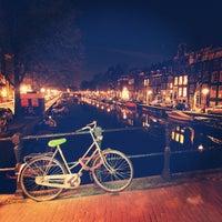 Foto tomada en Prinsengracht por Nauris K. el 4/23/2013