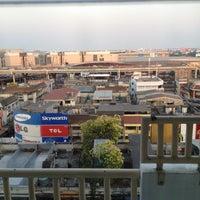 Photo taken at Rangsit Apartment by Sébastien on 1/28/2014