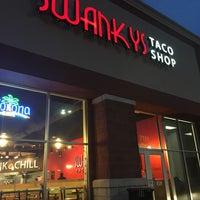 Photo taken at Swanky's Taco Shop by Steve F. on 1/29/2017