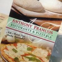 Photo taken at Anthony Franco's Pizza by Steve F. on 1/16/2014