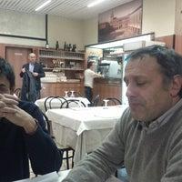 Photo taken at Pizzeria da Totò by Fabrizio C. on 11/20/2012