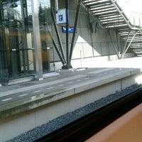 Photo taken at Station Nijverdal by ellen w. on 4/26/2017