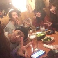 Photo taken at 鳥貴族 石橋店 by fuyuki h. on 2/16/2017