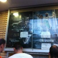 Photo taken at Cine La Esperanza by Alejandro on 9/16/2012