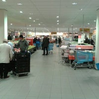 Photo taken at Albert Heijn XL by Konstantin R. on 1/16/2013