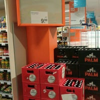 Photo taken at Albert Heijn XL by Konstantin R. on 1/12/2013