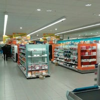 Photo taken at Albert Heijn XL by Konstantin R. on 1/17/2013
