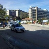10/12/2012 tarihinde Tanerziyaretçi tarafından Çekirge Meydanı'de çekilen fotoğraf