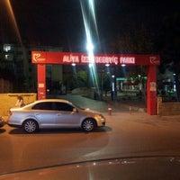 Das Foto wurde bei Aliya İzzet Begoviç Parkı von Taner am 10/4/2012 aufgenommen