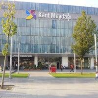 10/10/2012 tarihinde Tanerziyaretçi tarafından Kent Meydanı AVM'de çekilen fotoğraf