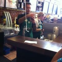 Photo taken at Starbucks by Linda on 4/17/2013