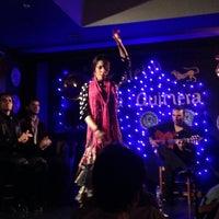 Foto tomada en Tablao Flamenco Cafetín La Quimera por Cem S. el 4/9/2016