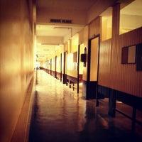 Photo taken at University of Cebu - Banilad Campus by Christian Dean Cortes on 10/23/2012