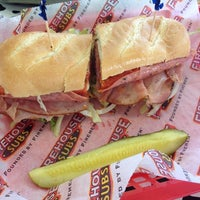 Photo taken at Firehouse Subs by Sean (Chewy) O. on 10/6/2013