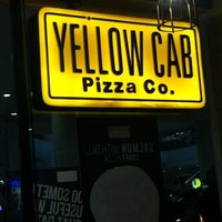 Photo taken at Yellow Cab Pizza Co. by Nikko D. on 4/17/2016