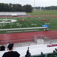 Photo taken at North Football Stadium by James W. on 8/30/2014