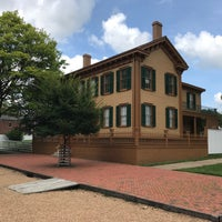 Photo taken at Lincoln Home National Historic Site by James W. on 6/25/2018