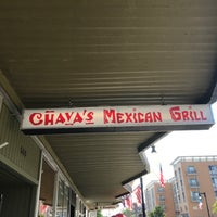 Photo taken at Chava's Grill by James W. on 7/15/2017