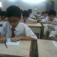 Photo taken at SDBI Al Hikmah by Alex M. on 10/8/2012