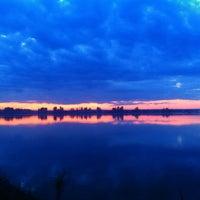 Photo taken at Дамба у прудов by Svetochka on 8/19/2014