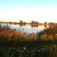 Photo taken at Дамба у прудов by Svetochka on 7/19/2014