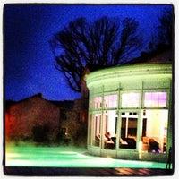 Das Foto wurde bei Kaiser Spa Hotel Zur Post von Ivi am 2/8/2013 aufgenommen