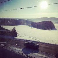 Photo taken at Seč u Chrudimi by Barbora D. on 3/29/2013