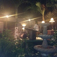 Photo taken at The Garden Café by Maria Isabel C. on 12/30/2012