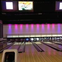 Photo taken at Bowling Stones by Patricia on 3/9/2013