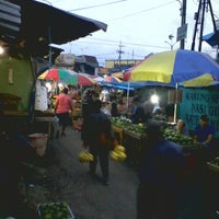Photo taken at Pasar Lawang by Novel H. on 1/16/2014