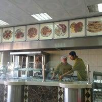 Photo taken at Nsaaem Al-Sham Restaurant by Chirawan P. on 2/8/2013
