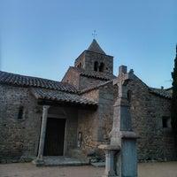 Photo taken at Romanya de la Selva by Marta on 5/16/2014