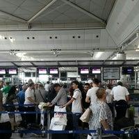 Photo taken at International Terminal Departure by G●K|<|@/\/ . on 9/21/2015