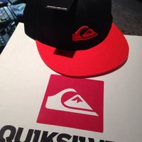 Photo taken at Quiksilver by Dobroš on 1/21/2015