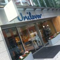Photo taken at Unilever by Dobroš on 5/9/2013