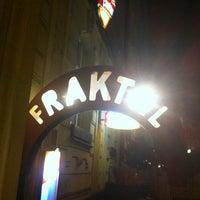 Foto scattata a Fraktal da Dobroš il 11/28/2012