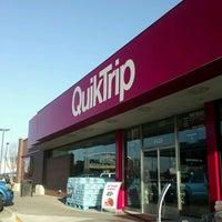 Photo taken at QuikTrip by Jason R. on 3/16/2013