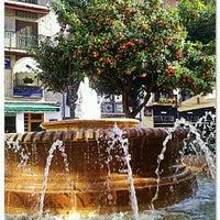 Foto tomada en Plaza de las Flores por Antonio L. B. el 2/5/2013
