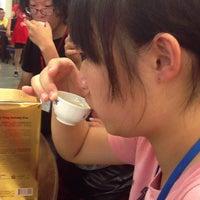 Photo taken at 天仁茗茶 Ten Ren's Tea by アカキャン・グリーン ア. on 8/10/2013