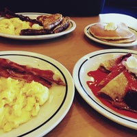 Photo taken at IHOP by Norma on 4/10/2014