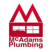 Photo taken at McAdams Plumbing, Inc. by McAdams Plumbing, Inc. on 12/12/2014