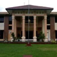 Photo taken at Pengadilan Negeri Selong by Regina T. on 10/25/2012