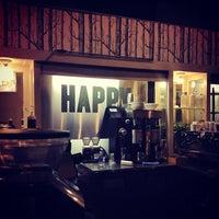 Photo taken at Happy Coffee by AJ L. on 12/10/2012
